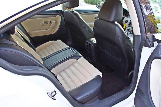 2011 Volkswagen CC SPORT PKG DSG AUTOMATIC NEW TIRES HTD SEATS ALLOY WHLS SERVICE RECORDS! Woodland Hills, CA 28