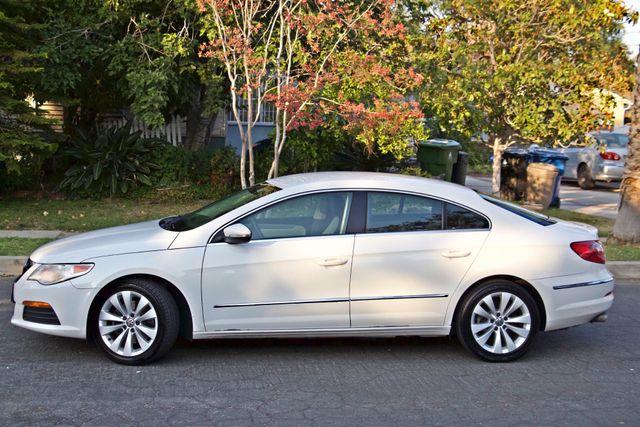 2011 Volkswagen CC SPORT PKG DSG AUTOMATIC NEW TIRES HTD SEATS ALLOY WHLS SERVICE RECORDS! Woodland Hills, CA 3
