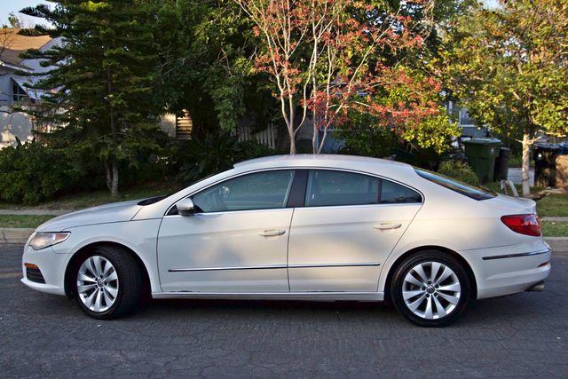 2011 Volkswagen CC SPORT PKG DSG AUTOMATIC NEW TIRES HTD SEATS ALLOY WHLS SERVICE RECORDS! Woodland Hills, CA 4