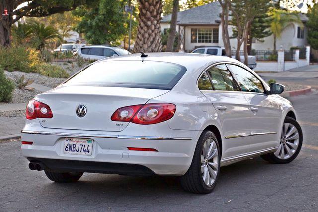 2011 Volkswagen CC SPORT PKG DSG AUTOMATIC NEW TIRES HTD SEATS ALLOY WHLS SERVICE RECORDS! Woodland Hills, CA 8