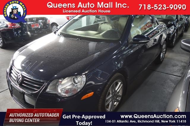 2011 Volkswagen Eos Lux Richmond Hill, New York 0
