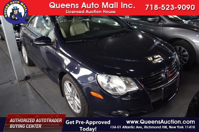 2011 Volkswagen Eos Lux Richmond Hill, New York 1