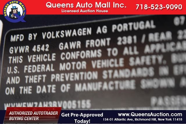 2011 Volkswagen Eos Lux Richmond Hill, New York 15