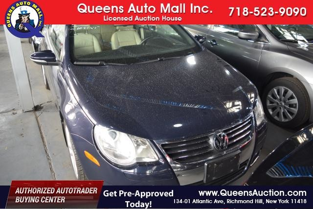 2011 Volkswagen Eos Lux Richmond Hill, New York 2