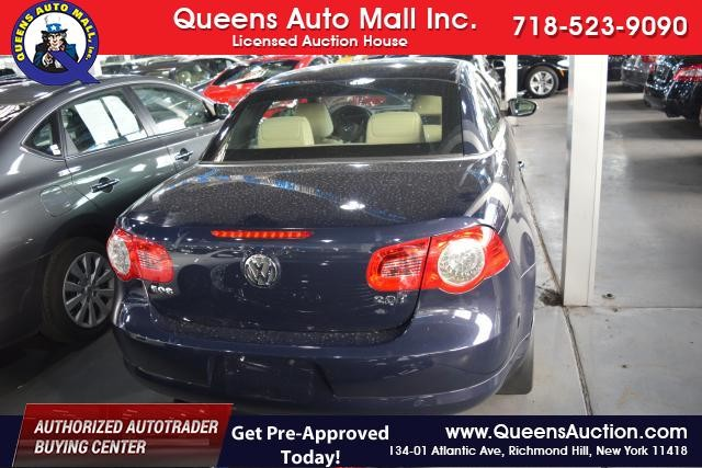 2011 Volkswagen Eos Lux Richmond Hill, New York 3