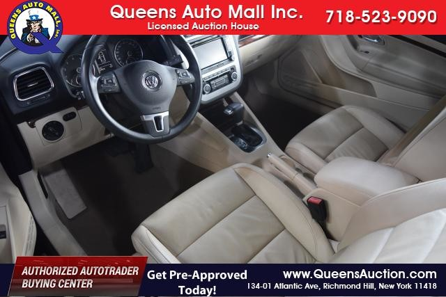 2011 Volkswagen Eos Lux Richmond Hill, New York 8
