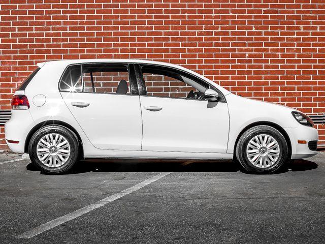 2011 Volkswagen Golf PZEV Burbank, CA 4
