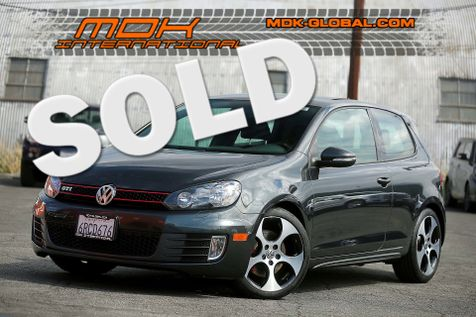 2011 Volkswagen GTI - Manual - Bluetooth - Sat radio in Los Angeles