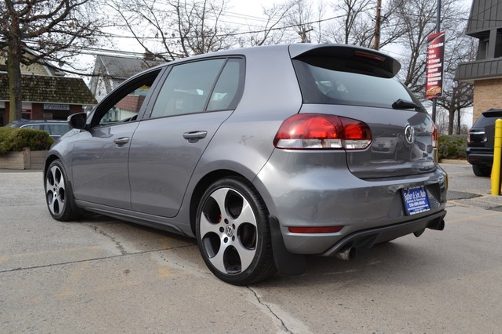 2011 Volkswagen GTI Autobahn PZEV city New Father Son Auto Corp
