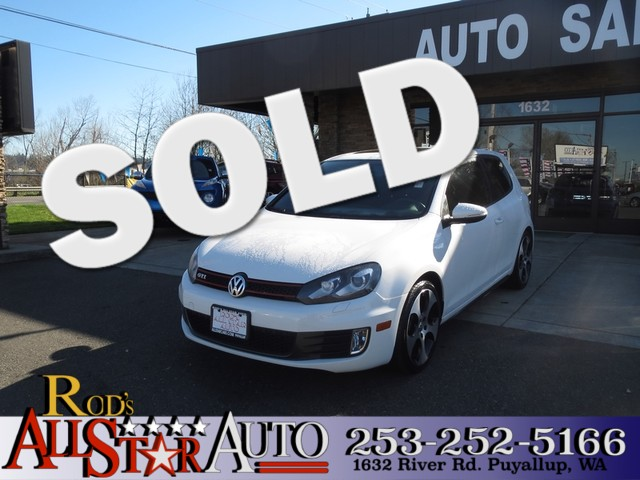 2011 Volkswagen GTI wSunroof  Nav The CARFAX Buy Back Guarantee that comes with this vehicle mea