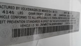2011 Volkswagen Jetta SE w/Convenience Sunroof PZEV East Haven, CT 26