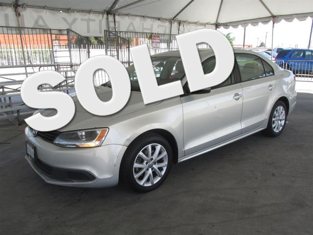 2011 Volkswagen Jetta SE wConvenience Sunroof Please call or e-mail to check availability All