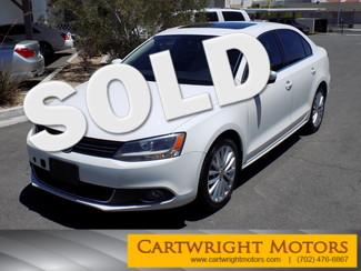 2011 Volkswagen Jetta SEL w/Sunroof PZEV Las Vegas, Nevada