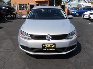 2011 Volkswagen Jetta SE PZEV Los Angeles, CA 9