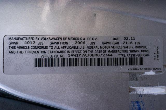 2011 Volkswagen Jetta S -87K MILES - AUTO - CD PLAYER - MANUAL Reseda, CA 34