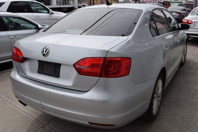 2011 Volkswagen Jetta SEL w/Sunroof Richmond Hill, New York 5