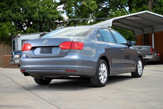 2011 Volkswagen Jetta SE w/Convenience & Sunroof San Antonio , Texas 5
