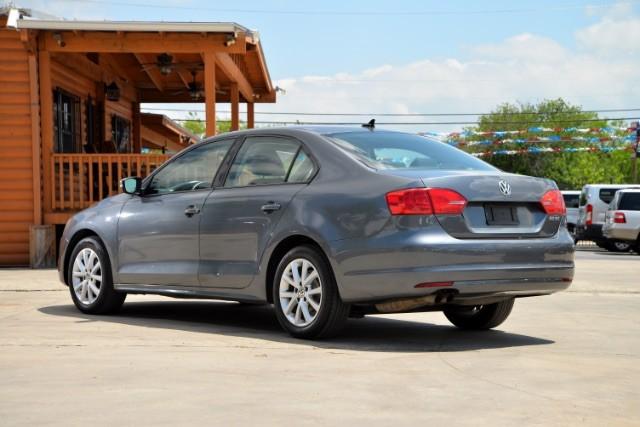 2011 Volkswagen Jetta SE w/Convenience & Sunroof San Antonio , Texas 7