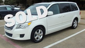 2011 Volkswagen Routan SEL w/Navigation Richardson, Texas