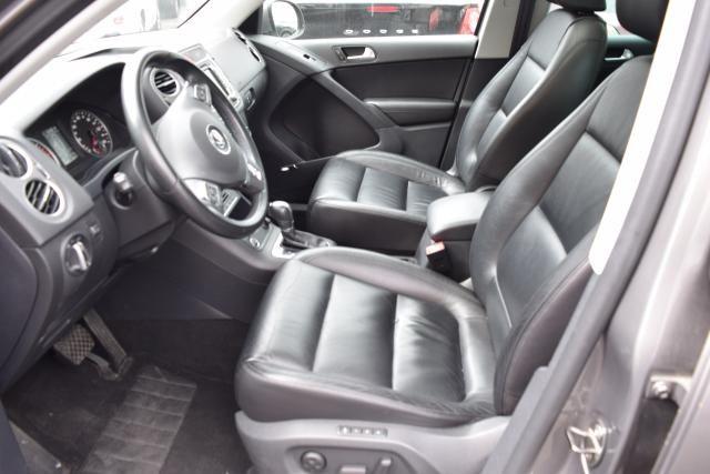 2011 Volkswagen Tiguan SEL 4Motion w/Premium Navi & Dynaudio Richmond Hill, New York 13