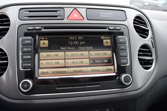 2011 Volkswagen Tiguan SEL 4Motion w/Premium Navi & Dynaudio Richmond Hill, New York 16