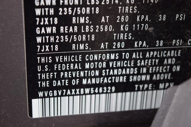 2011 Volkswagen Tiguan SEL 4Motion w/Premium Navi & Dynaudio Richmond Hill, New York 19