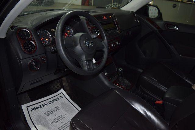 2011 Volkswagen Tiguan S 4Motion Richmond Hill, New York 13
