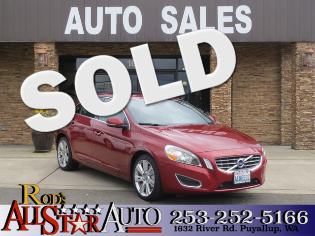 2011 Volvo S60 AWD This vehicle is a CarFax certified one-owner used car Pre-owned vehicles can b