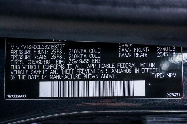2011 Volvo XC60 3.2L - PREMIUM - NAVI - 83K MILES Reseda, CA 40