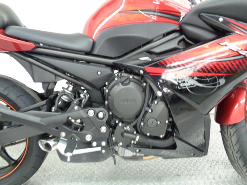 2011 Yamaha FZ-6R   Oklahoma  Action PowerSports  in Tulsa, Oklahoma