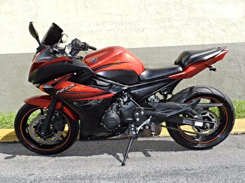 2011 Yamaha FZ6-R FZ6  Save   city Florida  MC Cycles  in Hollywood, Florida