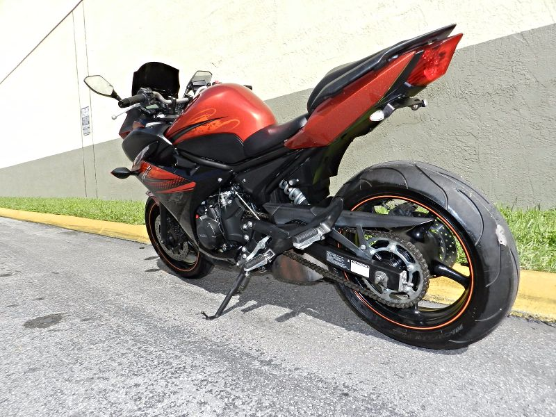 2011 Yamaha FZ6-R FZ6  Save   city Florida  MC Cycles  in Hollywood, Florida