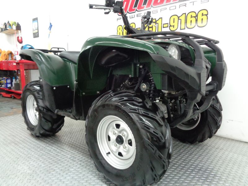 2011 Yamaha Grizzly 700 EPS  Oklahoma  Action PowerSports  in Tulsa, Oklahoma