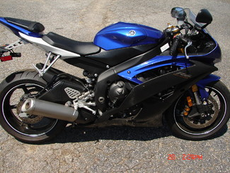 2011 Yamaha R6V Spartanburg, South Carolina 2