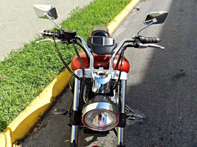2011 Yamaha STRYKER 1300  XVS13CAOC  WARRANTY  city Florida  MC Cycles  in Hollywood, Florida