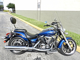 2011 Yamaha V Star 950 in Hollywood, Florida