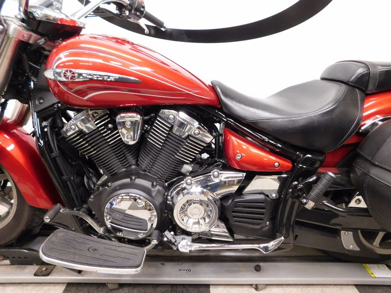 2011 Yamaha VStar 1300 Tour  in Eden Prairie, Minnesota