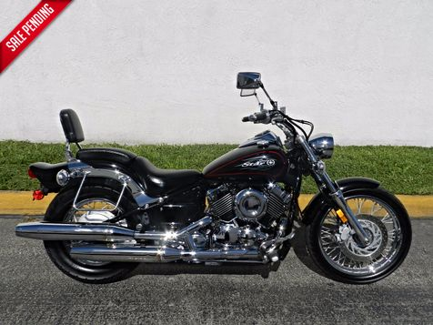 2011 Yamaha VSTAR 650 CUSTOM XVS65AB/C V-Star XVS650 VSTAR650 *WARRANTY! in Hollywood, Florida