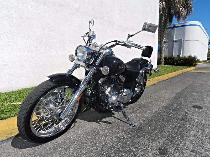 2011 Yamaha VSTAR 650 CUSTOM XVS65ABC V-Star XVS650 VSTAR650 WARRANTY  city Florida  MC Cycles  in Hollywood, Florida