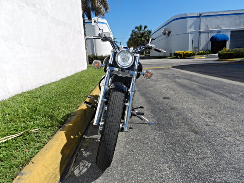 2011 Yamaha VSTAR 650 CUSTOM XVS65ABC V-Star XVS650 VSTAR650 WARRANTY  city Florida  MC Cycles  in Hollywood, Florida
