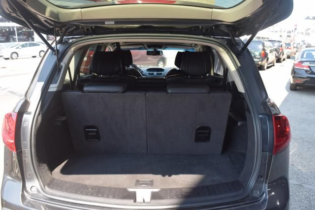 2012 Acura MDX AWD 4dr Richmond Hill, New York 4