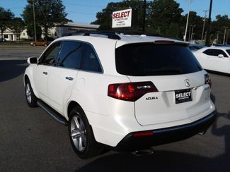 2012 Acura MDX TechEntertainment Pkg  city Virginia  Select Automotive (VA)  in Virginia Beach, Virginia