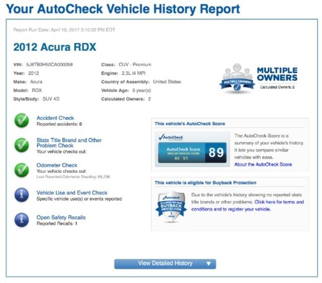 2012 Acura RDX Tech Pkg San Antonio , Texas 8