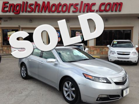 2012 Acura TL Tech Auto in Brownsville, TX