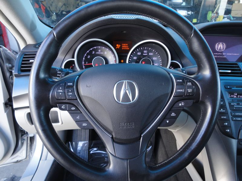 2012 Acura TL Tech Auto  Brownsville TX  English Motors  in Brownsville, TX