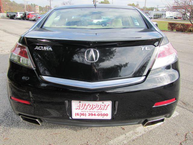 2012 Acura TL Tech Auto St. Louis, Missouri 4