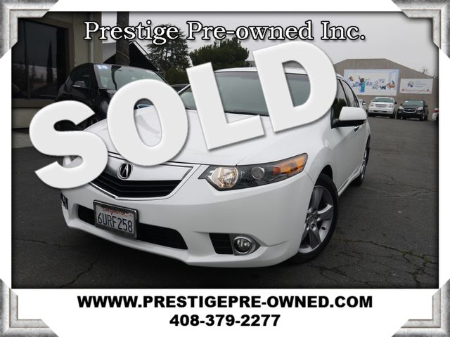 2012 Acura TSX TECH PKG *NAVI & BACK UP CAM*  in Campbell CA