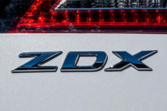 2012 Acura ZDX Tech Pkg - NAVI - HTD STS - 52K MILES - XENON Reseda, CA 56