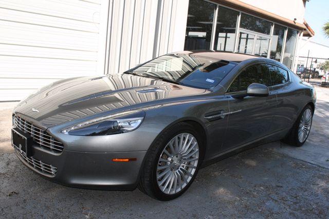 2012 Aston Martin Rapide Houston, Texas 1