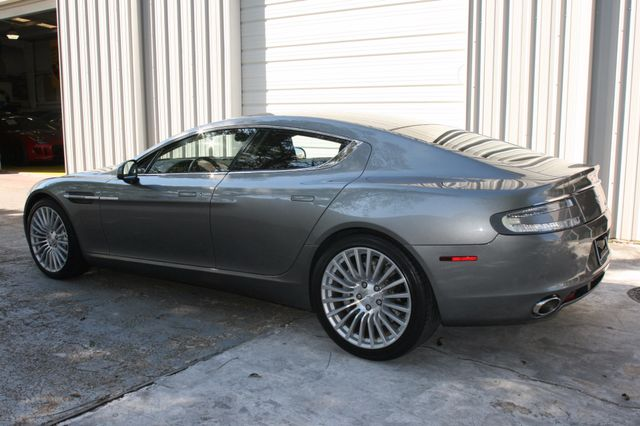 2012 Aston Martin Rapide Houston, Texas 2